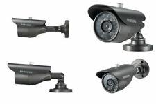 "SAMSUNG SCO-2040RP Compact Bullet Camera 1/3"" Lens High Resolution IR LED CCTV R"
