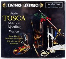 PUCCINI - Tosca / LEINSDORF - 2 CD BOX SEALED
