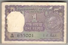 1 Rupee Bundle ★ I. G. Patel 1969 ★ Gandhi Issue ★  !! UNC !!