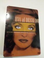 Dvd  eva al desnudo de bett davis  2 dvd edicion de lujo
