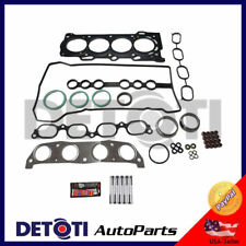 Head Gasket Set Bolts Fix Kit For 98-08 Toyota Corolla VE LE 1.8L I4 1ZZFE MLS