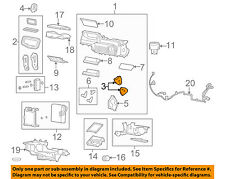 GM OEM Evaporator Heater-Actuator 10393075