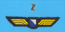 ZURICH Airport Switzerland Service Badge & Patch