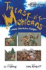Graffex: The Last of the Mohicans, New, Li Sidong, Tom Ratliff Book