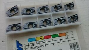 10 WNT carbide inserts XDKT 150508SR-M50 DPX2240 (XDKT150508 ceratizit stainless