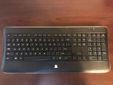 Logitech K800 Wireless Bluetooth Illuminated Keyboard