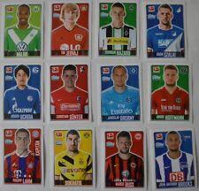 Topps Bundesliga 14/15 - 2014/2015  -  50  Sticker  aussuchen Neu