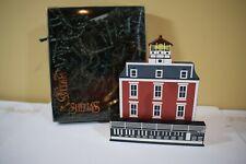 Shelia'S 1993 New London Ledge Light Ct Shelf Sitter Lts08 Nib (S5919)