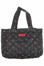 Marc Jacobscrosby Quilt Nylon Printed Fruit Small - Sacchetto Donna Nero (blac