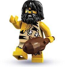 NEW LEGO 8683 Series 1 Caveman Minifigure /  Rare Sealed New