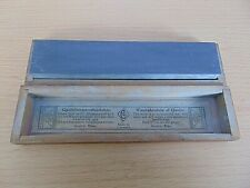 More details for vintage german water whetstone / sharpening stone