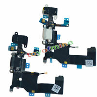 Puerto De Carga Dock Conector Para Auriculares Cable Flex Mic Para Iphone 5G