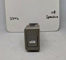 2008 KIa Spectra Trunk Release Control Switch (#3346)