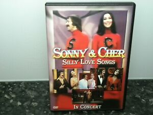 Sonny And Cher Silly Love Songs In Concert - ALL  REGIONS - VGC