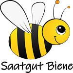 Saatgut-Biene