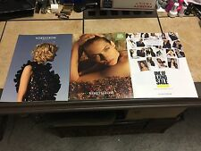 3 Nordstrom Bloomingdale's Spring Catalogs Fashion Lot March 2017 July February