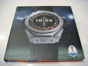 HUBLOT FIFA World Cup RUSSIA 2018 Official Timekeeper Bing Bang Referee Book