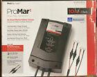Promariner 31510 Promar1 Ds Digital 10 Amp 2 Bank Charger Nib