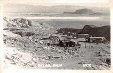 Calico California Scenic View Real Photo Antique Postcard J53565