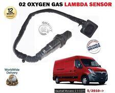 für Opel Opel Movano 2.3 2010- > NEU 02 Sauerstoff Lambdasonde 93168458