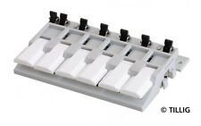 Tillig H0-Z 08211 Tastenpult für Moment-oder Dauerstrom NEU OVP,