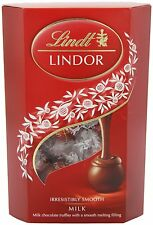 NEW Lindt Lindor Milk Chocolate Truffles With a Smooth Melting Centre 200g