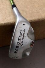 TaylorMade Rescue Dual 4 Hybrid 22* Aldila NV 85g Stiff Flex Graphite Golf Club