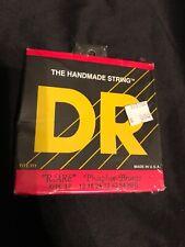 Dr The Handmade Guitar String Rare Phosphor Bronze Rpm 12 Med Sealed New