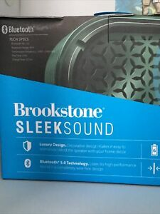 Brookstone Big Blue Power Indoor/Outdoor Wireless Speaker - Free Shipping!