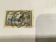 Stamps. Commonwealth.1935. Silver Jubilee.Straits Settlement..5 cents