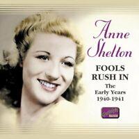 Anne Shelton - Fools Rush In [CD]