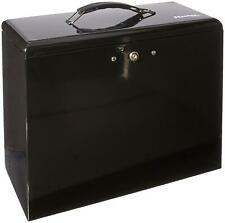 Personal Lock Box Extra Small File Safe Chest Cash Security