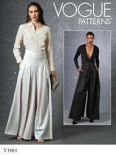 VOGUE 1661 TROUSERS, SEWING PATTERN (S-XL)