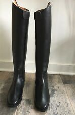New Womans Dressage Boots W/ YKK Zippers Weltmeister Cavallo Size US 8.5 XHE