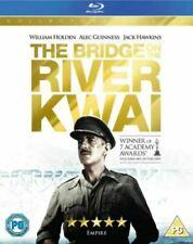 The Bridge on the River Kwai [Blu-Ray] [Region Free] New