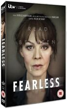 FEARLESS - Complete ITV TV Series - Helen McCrory, 2017 - 2 DVDs - NEW & Sealed