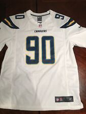 Los Angeles Chargers Anthony Lanier Nike Game Jersey