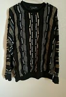 VTG 90's Men's Protege Collection Sweater Coogi Style Sweater Cosby medium