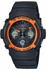 Casio Watch Ge-Shock Radio Solar Fire Package 20 AWG-M100SF-1H4JR Men's