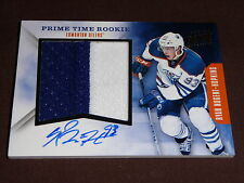 11-12 Panini Ryan Nugent-Hopkins Prime Time RC 2CLR Patch Auto 15/15 1/1