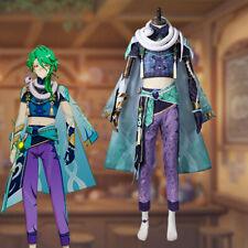 Genshin Auswirkungen Impact Spiel Game Baishu Cosplay Kostüm Costume