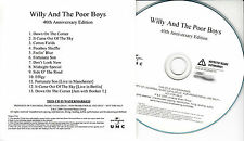 CREEDENCE CLEARWATER REVIVAL Willy And The Poor Boys 40th UK 1trk promo test CD