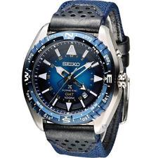 Seiko Prospex Land Kinetic GMT 100m Men's Watch SUN059P1