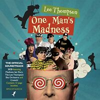 Lee Thompson: One Mans Madness [CD]