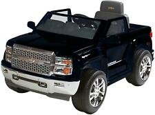 Rollplay 6 Volt Chevy Silverado Truck Ride On Toy, Battery-Powered Kid's Ride On