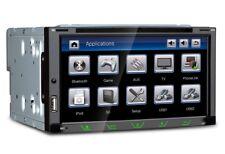 Td698g Autorradio HD digital Touch Screen SWC Bluetooth GPS Xtrons 2 DIN coche