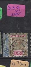 SEYCHELLES  (P2703B)  QV  SG 31-2   VFU