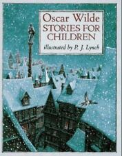 Stories for Children by Oscar Wilde (1991, Hardcover)