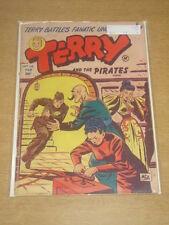 TERRY AMD THE PIRATES #14 G+ (2.5) HARVEY COMICS FEBRUARY 1949