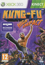 Kung Fu High Impact [Kinect] XBOX 360 IT IMPORT ALTRI